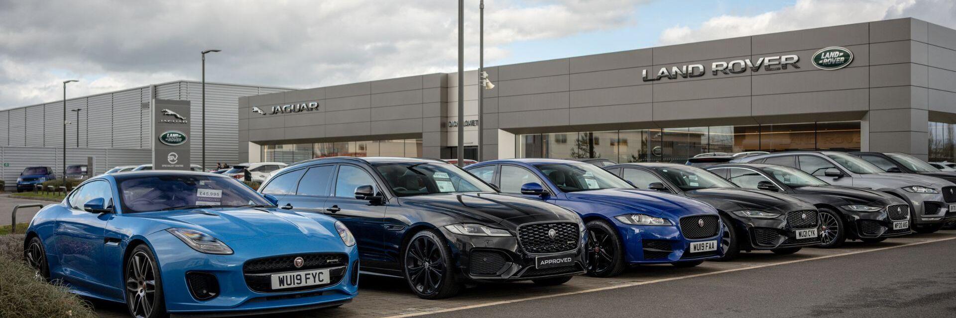Jaguar Melksham