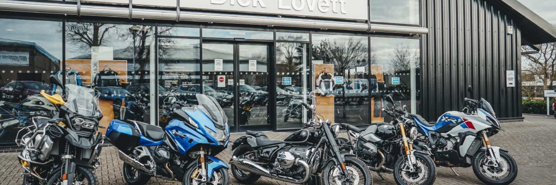 BMW Motorrad Bristol