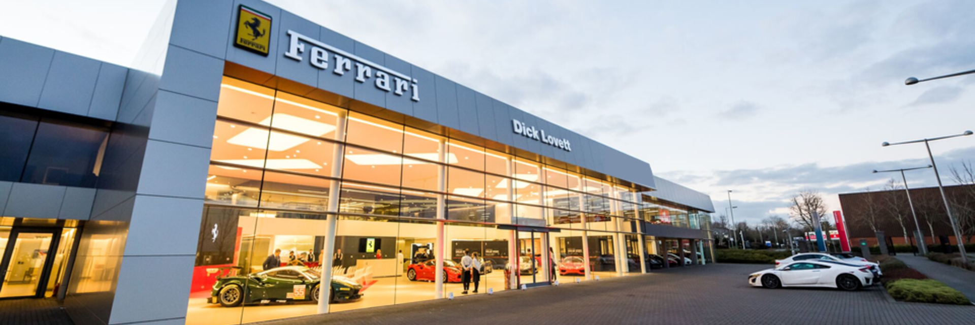 Ferrari Swindon