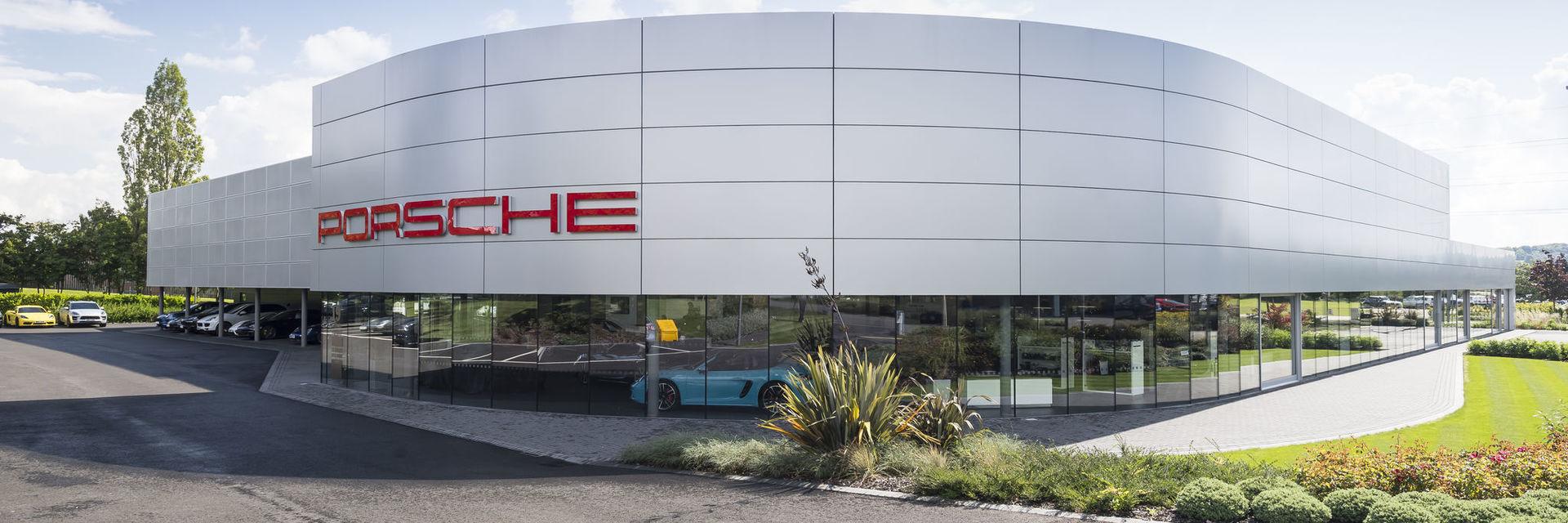 Porsche Centre Swindon