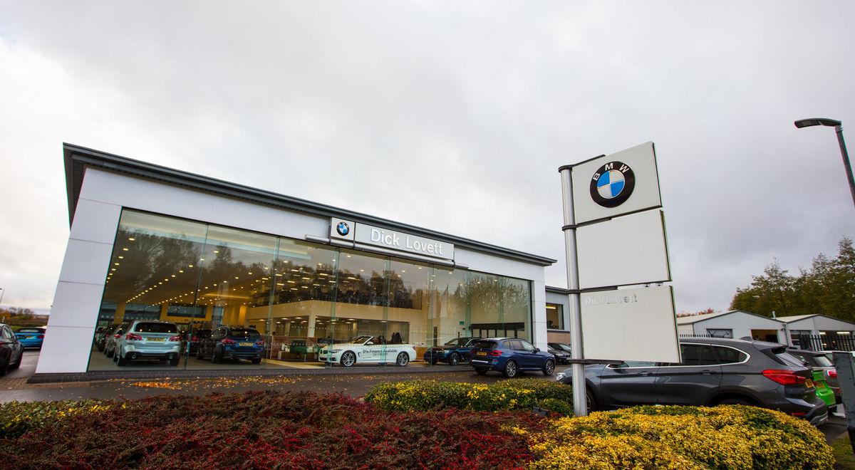 Dick Lovett BMW Swindon