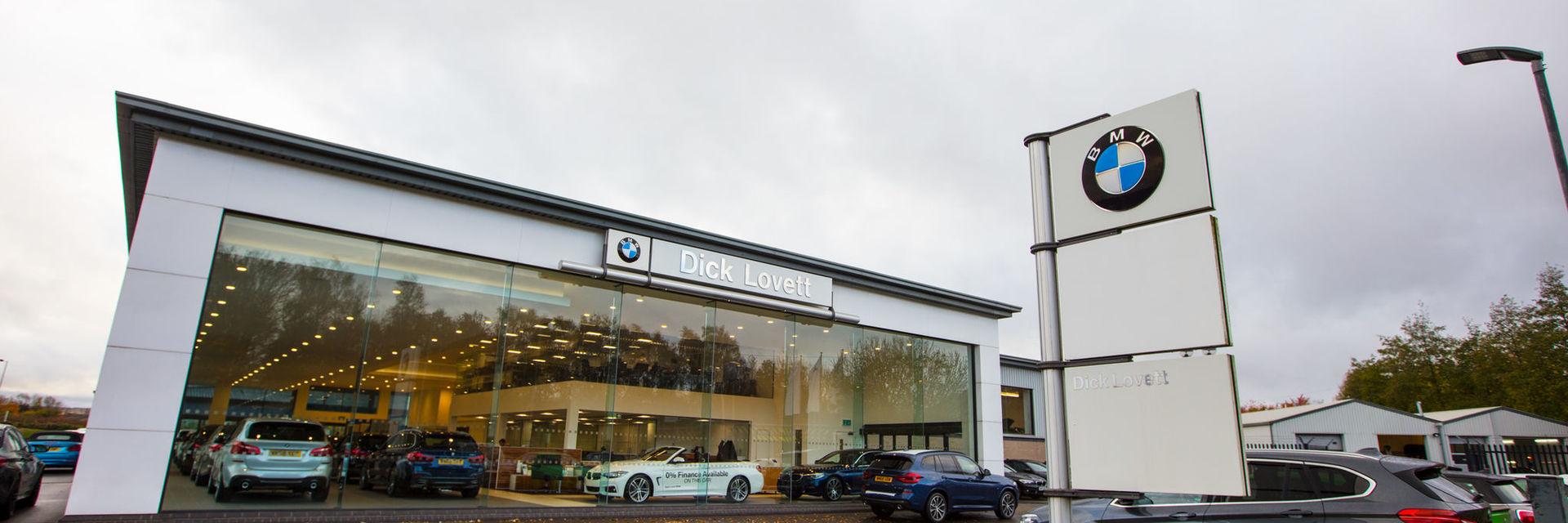 BMW Swindon