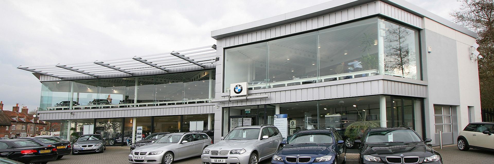 BMW Hungerford