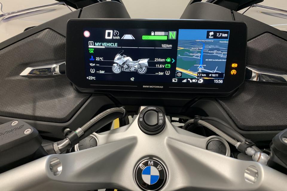 2021 BMW Motorrad R 1250 RT