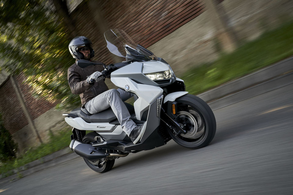 2021 BMW Motorrad C 400 GT