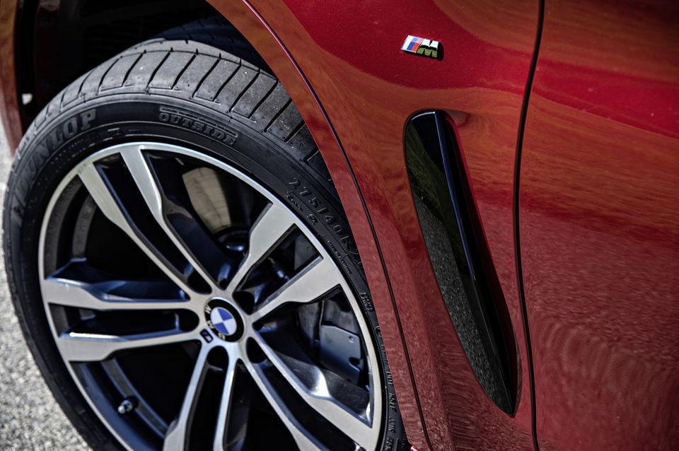 2021 BMW X6 M50d