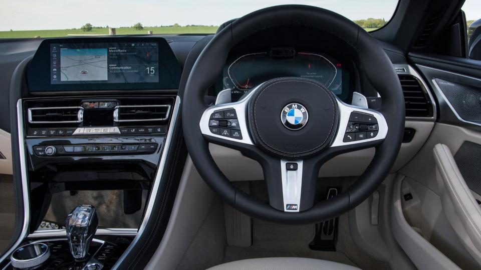 2021 BMW 8 Series Convertible