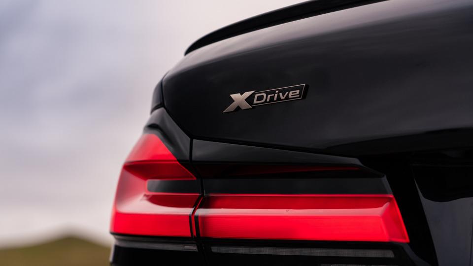 2021 BMW 5 Series Saloon