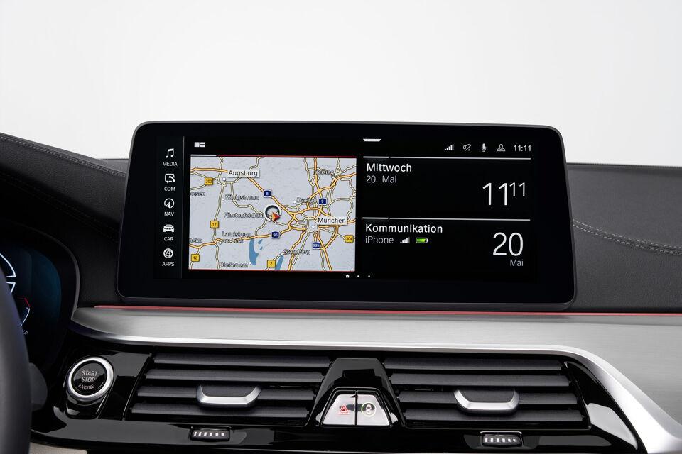 2021 BMW 5 Series Touring