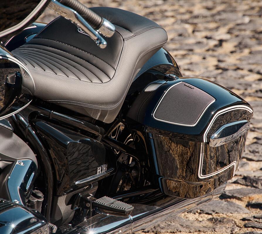 2021 BMW Motorrad R 18 B Marshall Sound System