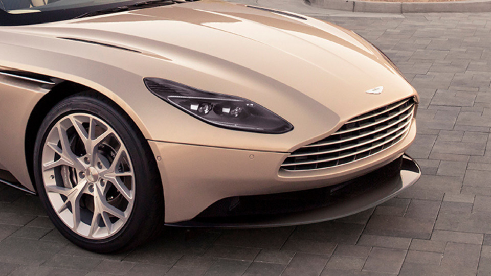 2021 Aston Martin DB11 Volante