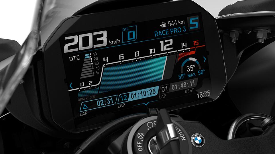 2021 BMW Motorrad S 1000 RR
