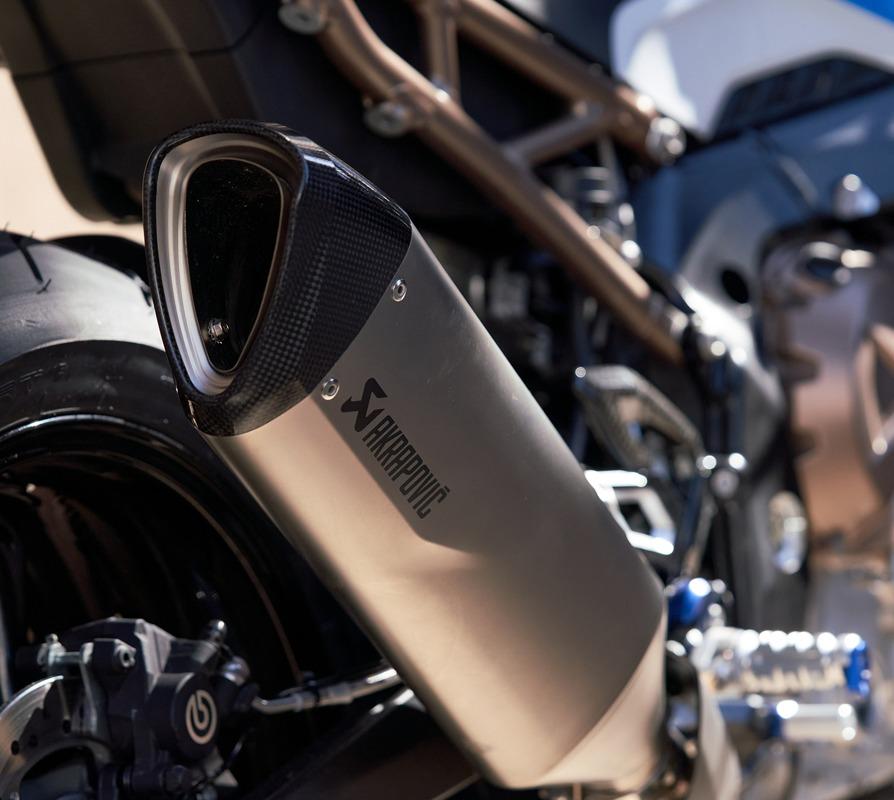 2021 BMW Motorrad S 1000 R