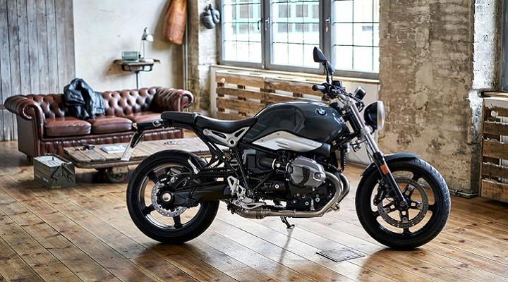 2021 BMW Motorrad R nineT Pure