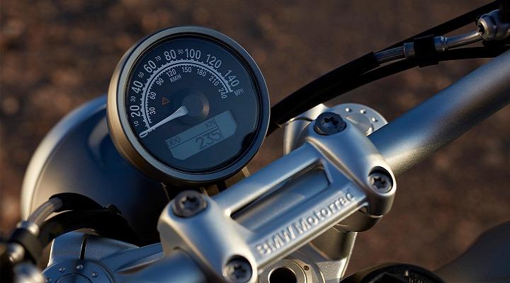 2021 BMW Motorrad R nineT Scrambler