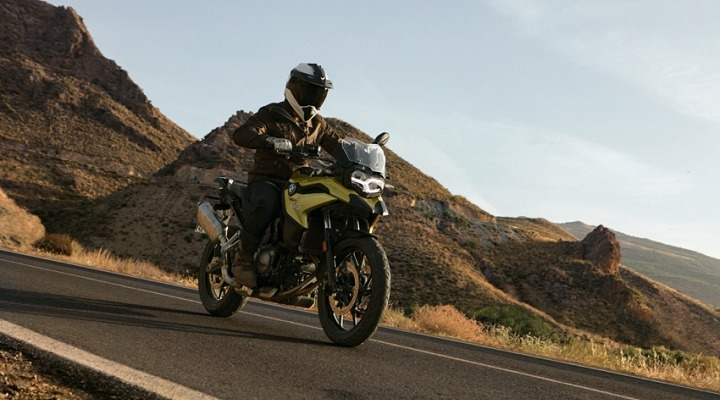 2021 BMW Motorrad F 750 GS