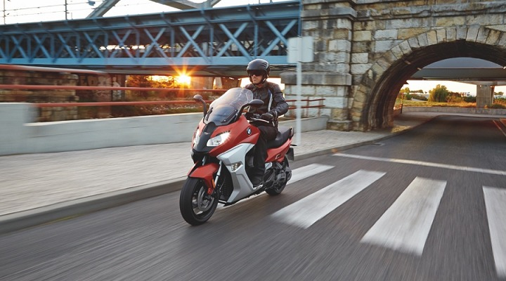 2021 BMW Motorrad C 650 Sport