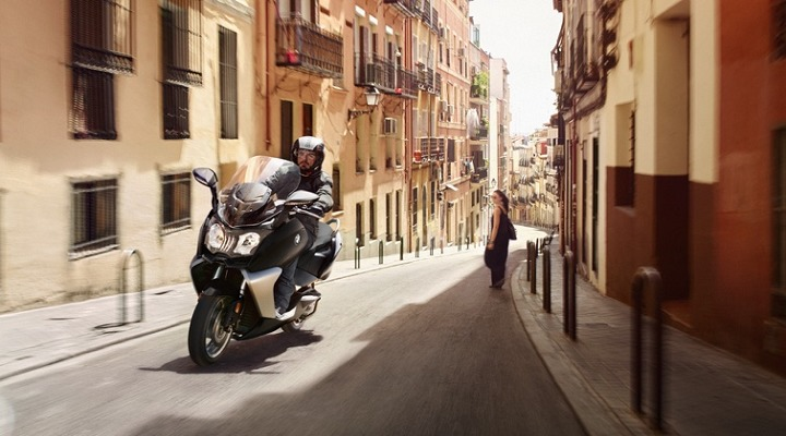 2021 BMW Motorrad C 650 GT