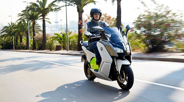 2021 BMW Motorrad C Evolution