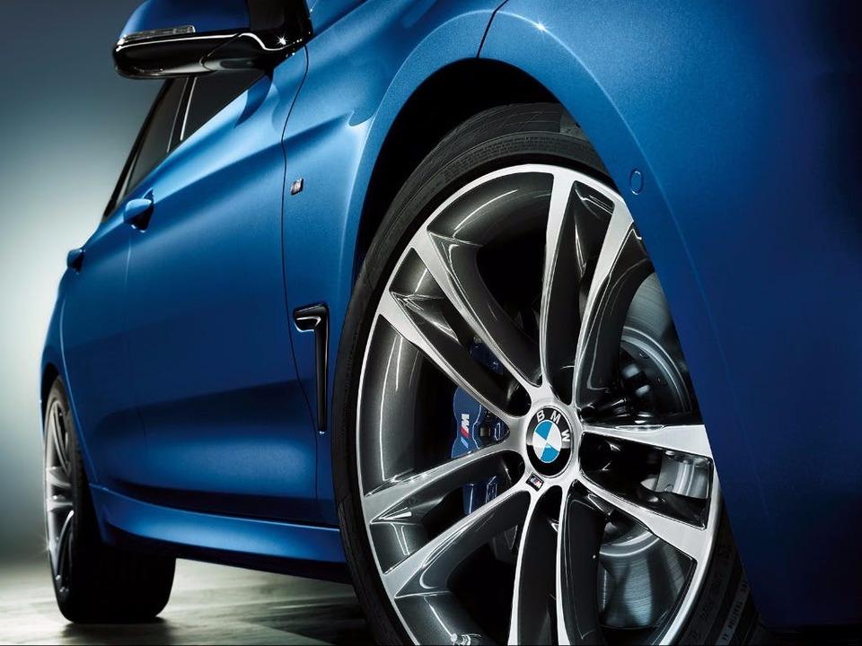 2021 BMW 3 Series Gran Turismo