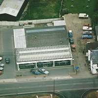 Purchases the BMW business 'Hungerford Garages'