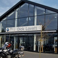 Motorcycles make a welcome return to the Dick Lovett family