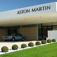 Aston Martin Bristol opens