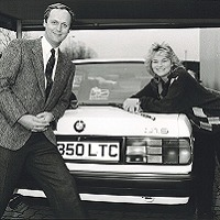 Dick Lovett's first venture outside of Swindon - buying Western Counties garage in central Bristol
