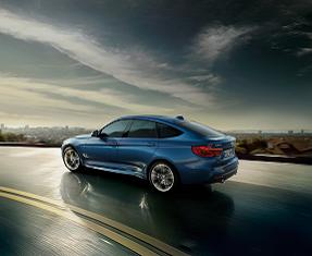 BMW 3 Series Gran Turismo Image 1