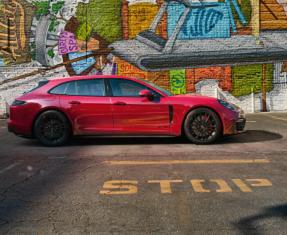 Porsche Panamera GTS Image 1
