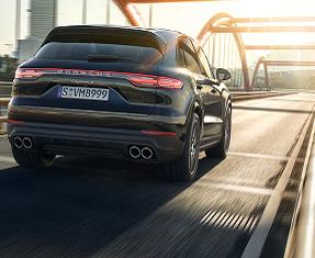 Porsche Cayenne Image 1