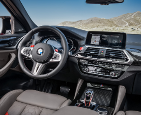 BMW X4 M Competition Image 1