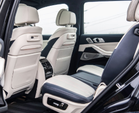 BMW X7 M50d and M50i Image 1