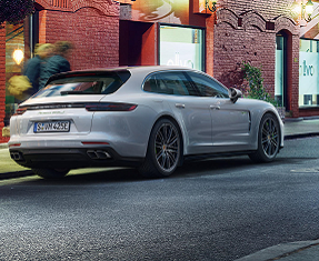 Porsche Panamera E-Hybrid Image 1