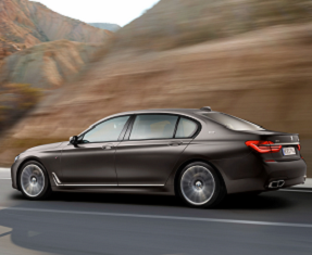 BMW M760Li xDrive Image 1