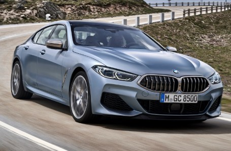 BMW 8 Series Gran Coupé Image 2