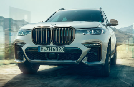 BMW X7 M50d and M50i Image 2