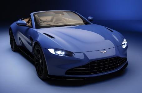 Aston Martin Vantage Roadster Image 2