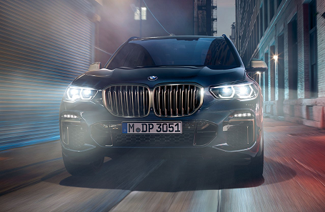 BMW X5 M50d Image 2