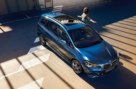 BMW 2 Series Gran Tourer Image 2