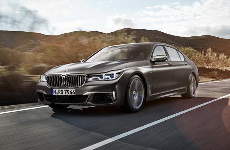 BMW M760Li xDrive Image 2