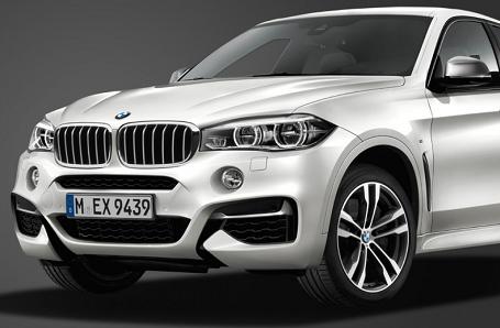 BMW X6 M50d Image 2