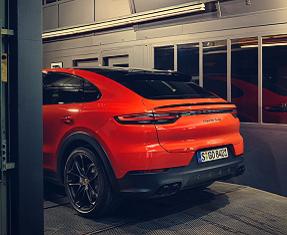Porsche Cayenne Coupé Image 1