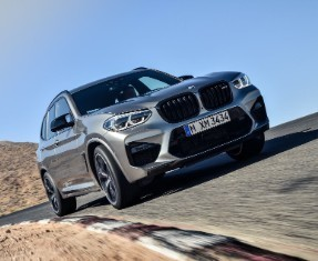 BMW X3 M Competition Image 1