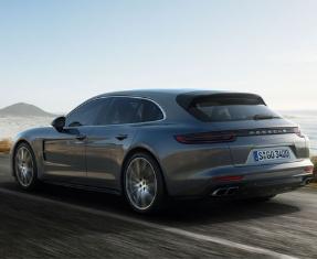 Porsche Panamera Sport Turismo Image 1
