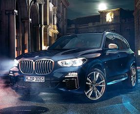 BMW X5 M50d Image 1