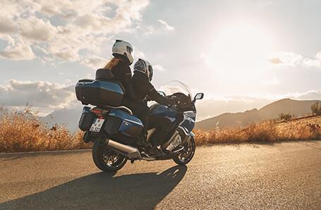 BMW Motorrad K 1600 GTL Image 2