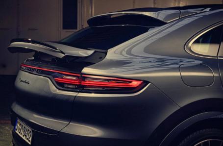Porsche Cayenne Coupé Image 2
