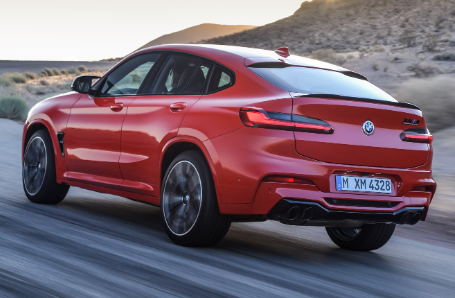 BMW X4 M Competition Image 2