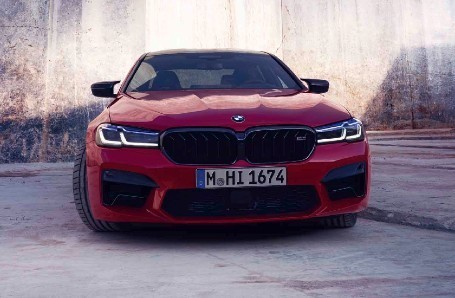 BMW M5 Competition Image 2